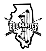 Illinois Bowhunter v2 Decal Sticker