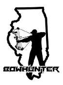 Illinois Bowhunter v3 Decal Sticker