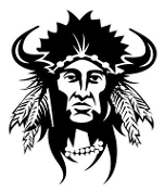 Indian Chief 10 Decal Sticker
