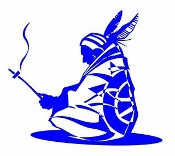 Native American 2 Decal Sticker