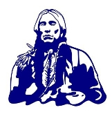 Native American 3 Decal Sticker