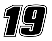 Edwards 19 Decal Sticker
