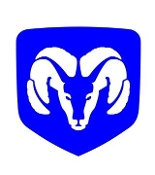 Dodge Ram Shield v4 Decal Sticker