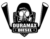 Duramax Diesel 5 Decal Sticker