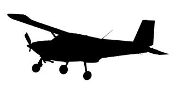 Airplane 2 Decal Sticker