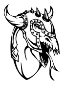 Dragon Head v7 Decal Sticker