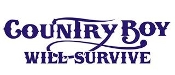 Country Boy Will Survive v2 Decal Sticker