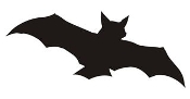 Bat v2 Decal Sticker