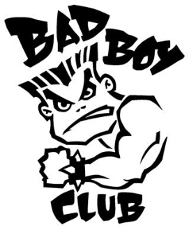 Bad Boy Club Decal Sticker