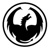 Dragon Circle Decal Sticker