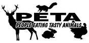 PETA Wildlife Decal Sticker