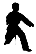 Karate Kid Decal Sticker