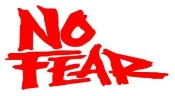 No Fear 2 Decal Sticker