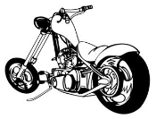 Chopper v3 Decal Sticker