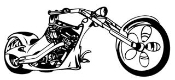 Chopper v4 Decal Sticker