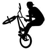 BMX4 Decal Sticker
