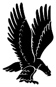 Hawk v1 Decal Sticker