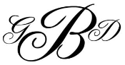 3 Letter Monogram v3 Decal Sticker
