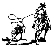 Calf Roper Decal Sticker