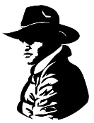 Cowboy v1 Decal Sticker