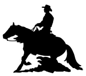Horse Stopping v1 Decal Sticker