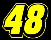 Johnson 48 Decal Sticker