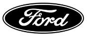 Ford Oval Decal Sticker
