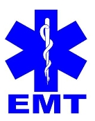 EMT Decal Sticker