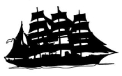Ship Decal Sticker