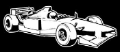 Indy Car 1 Decal Sticker