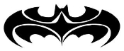 Batman v11 Decal Sticker
