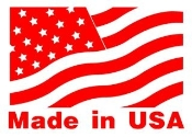 Made in USA Decal Sticker