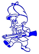 Elmer Fudd v1 Decal Sticker