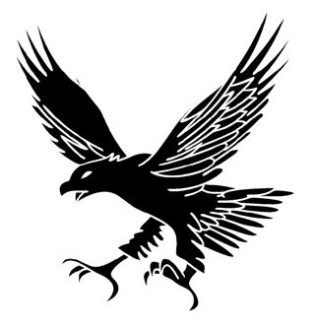 Eagle v8 Decal Sticker