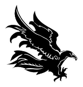 Eagle v12 Decal Sticker
