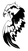 Eagle v13 Decal Sticker
