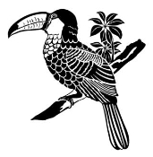 Toucan Decal Sticker