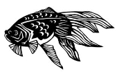 Fish v2 Decal Sticker