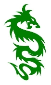 Dragon v36 Decal Sticker
