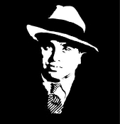 Al Capone Decal Sticker