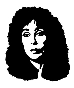 Cher Decal Sticker