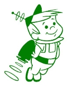 Elroy Jetson Decal Sticker