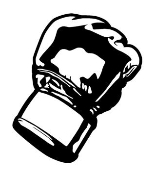 MMA Glove v3 Decal Sticker