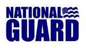 National Guard Decal Sticker
