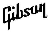 Gibson Guitars Decal Sticker