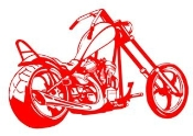 Chopper v7 Decal Sticker