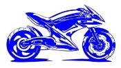 Custom Sport Bike Decal Sticker