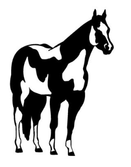 Horse v13 Decal Sticker