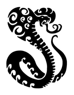 Snake v3 Decal Sticker