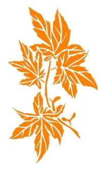 Leaves Decal Sticker